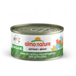 Almo Nature Chat Natural HFC Thon du Pacifique 24 x 70 grs - Dogteur