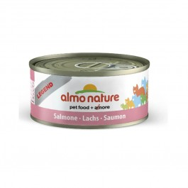 Almo Nature Chat Legend Saumon 6 x 70 grs - Dogteur