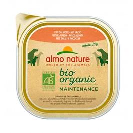 Almo Nature Chien Daily Menu Bio Saumon 9 x 300 grs - Dogteur