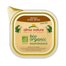 Almo Nature Chien Daily Menu Bio Veau 32 x 100 grs - Dogteur