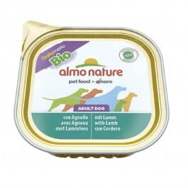 Almo Nature Chien Daily Menu Bio Agneau 9 x 300 grs - Dogteur