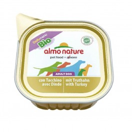 Almo Nature Chien Daily Menu Bio Dinde 32 x 100 grs - Dogteur