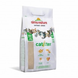 Almo Nature Catlitter Litière 100% naturelle Chat 2.27 kg - Dogteur