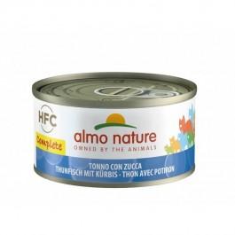 Almo Nature Chat Complete HFC Thon Potiron sans céréales 24 x 70 g - Dogteur
