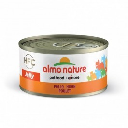 Almo Nature Chat Jelly HFC Poulet 24 x 70 grs - Dogteur