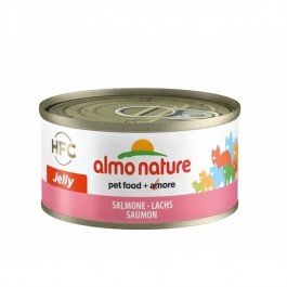 Almo Nature Chat Jelly HFC Saumon 24 x 70 grs - Dogteur