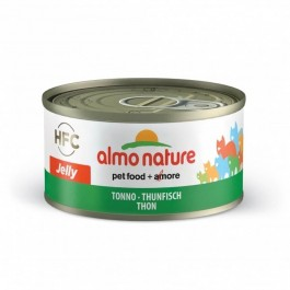 Almo Nature Chat Jelly HFC Thon 24 x 70 g - Dogteur