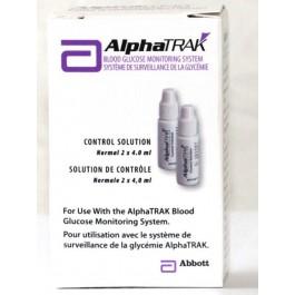 AlphaTRAK Solution de contrôle 2 x 4 ml - Dogteur