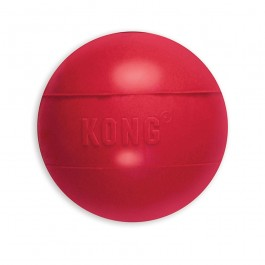KONG Ball rouge Small