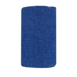 Bandes Cohésives 7,5 cm Bleu - Dogteur