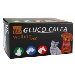 WellionVet Bandelettes pour Glucomètre Gluco Calea 50 p - Dogteur