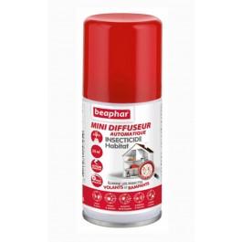 Beaphar Diffuseur automatique Insecticide habitation 75 ml - Dogteur