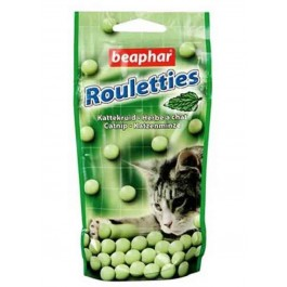Beaphar Friandises Rouletties herbe à chat 44.2 g - Dogteur
