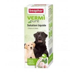 Beaphar Vermipure pour chiot et petit chien -15 kg 50 ml - Dogteur