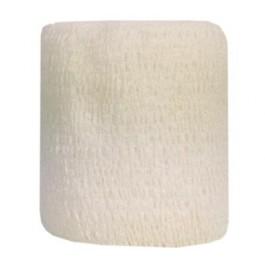 Bandes Cohésives 7,5 cm Blanc - Dogteur