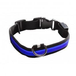 Eyenimal Light Collar bleu S - Dogteur