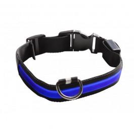 Eyenimal Light Collar bleu M - Dogteur