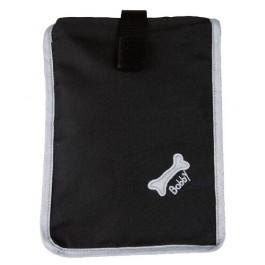 Bobby Impermeable Pocket XL chiens noir 48 cm - Dogteur