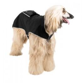 Bobby Impermeable Pocket XL chiens noir 52 cm - Dogteur