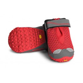 Bottines Ruffwear Grip Trex Rouge 70 mm - Dogteur