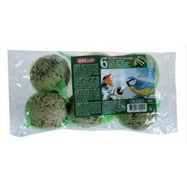 Zolux boules de graisses 6 x 90 grs - Dogteur