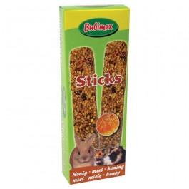 Bubimex Sticks au miel pour rongeurs 110 g x 2 - Dogteur