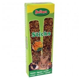 Bubimex Sticks aux légumes pour rongeurs 110 g x 2 - Dogteur