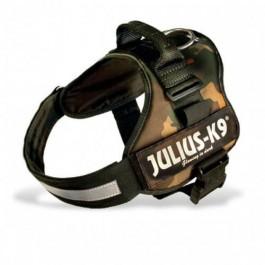 Harnais Power Julius-K9 Camouflage XL 82 à 118 cm - Dogteur