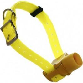 Canibeep Radio Pro collier seul jaune - Dogteur