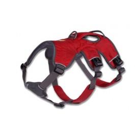 Harnais Ruffwear Web Master Rouge XXS - Dogteur