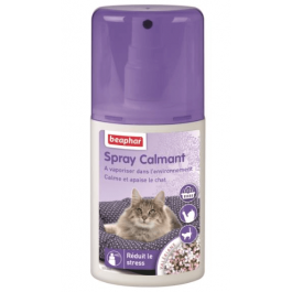 Beaphar spray calmant pour chat 125 ml - Dogteur