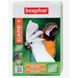 Care + Perroquets et Cacatoès High Energy 1 kg - Dogteur
