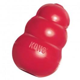 Kong Classic Rouge Médium - La Compagnie des Animaux
