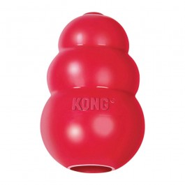 Kong Classic Rouge Small - La Compagnie des Animaux