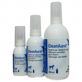 CleanAural chien 250 ml - Dogteur