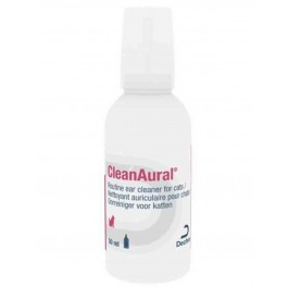 CleanAural chat 50 ml - Dogteur