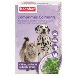 Beaphar comprimés calmants pour chien et chat 20 cps - Dogteur