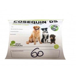 Cosequin DS 60 cps - Dogteur