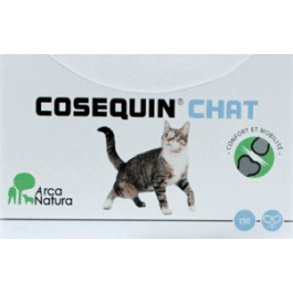 Cosequin Chat 150 gelules - Dogteur