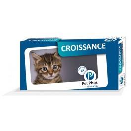 Pet Phos Croissance Chat 96 cps - Dogteur