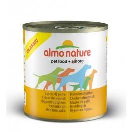Almo Nature Chien Classic Cuisse de poulet 12 x 280 grs - Dogteur