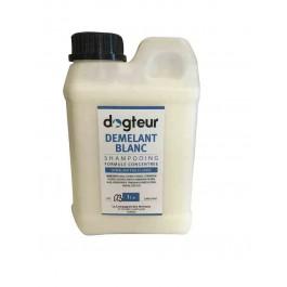 Démelant PRO Dogteur Creme Blanc 1 L - Dogteur