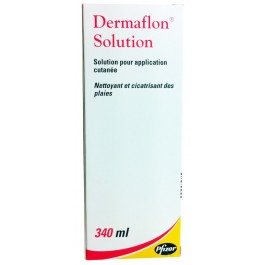 Dermaflon solution externe spray 340 ml - Dogteur
