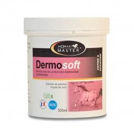 DermoSoft Crème contre les Crevasses pour cheval 500 ml - Dogteur