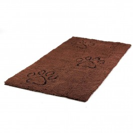 DGS Dirty Dog Doormats Runner tapis marron - Dogteur