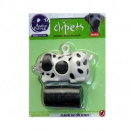 Distributeur Clipets dalmatien - Dogteur