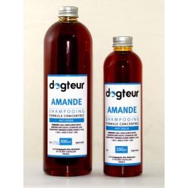 Offre Dogteur: 1 Shampooing PRO Dogteur Amandes 10 L = 1 gant de toilettage offert - Dogteur
