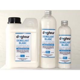 Démelant PRO Dogteur Creme Blanc 250 mL - Dogteur