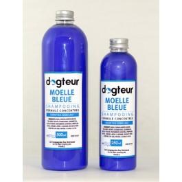 Offre Dogteur: 1 Shampooing PRO Dogteur Moelle Bleue 5 L acheté = 1 gant de toilettage offert - Dogteur
