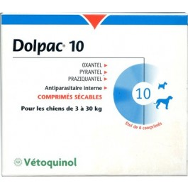 Dolpac 10 - 6cps - Dogteur